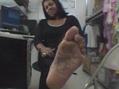 mature soles shoes feet toes