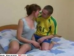 Write her on MILF-MEET.COM - Russian Mature And Boy