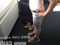 Sexy Blonde Student Fucks Model Agent camz.biz/booty-girl