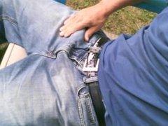 Stroke in jeans #1