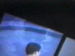 Japanese College student Masturbation(spy cam)