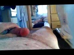 Grandpa really enjoy sucking fat old cock