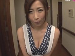 big boobs housekeeper suck your little dick 11