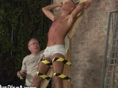 Gay porn penis and sex boy small video free Slave Boy Made To Squirt