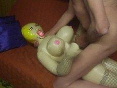 Doll Blow Job Mix 2