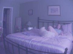 Wife Caught Masturbating - Hidden Cam - Pt 3 of 3