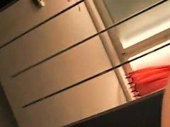Honey on Webcam