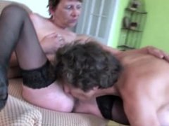 Young boy fucks hot grannies and mature moms From SEXDATEMILF.COM
