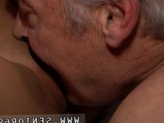 Teenage boy getting handjob from brother Bruce a sloppy old stud loves to