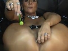 my pussy on milf-meet.com - Mature milf gets fuck by