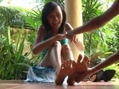 Tickle feet 009