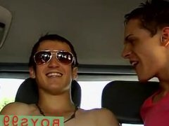 Twink movie of Check him out as he gets plenty of man rod from Dave and