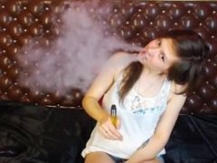 Enormous [Vaping] Nose Exhales