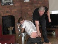 Gay brown hair blue eyed men porn Spanking The Schoolboy Jacob Daniels