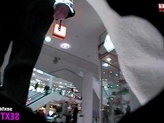 Hidden Cam - im Kaufhaus abgeschleppt