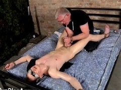 Buff sexy hairy gay men porn Sweet guy Milo has been waiting for a while,