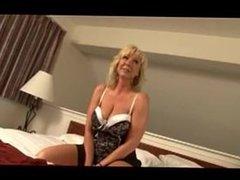 MILF Slut From LOCALMILF.INFO Take Two BBC Cock