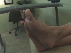 Mature soles showing
