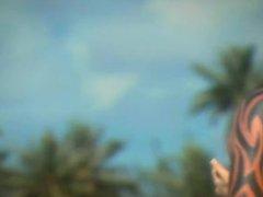 Summer at Tropical Beach (Porn Music Video)