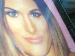 WWE Nikki Bella CUM Tribute 2