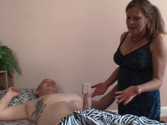 Stepmom & Stepson Affair 46 (Goodnight Fuck)