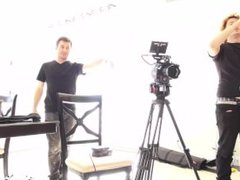 BTS of I Came on James Deen's Face 3 part 2