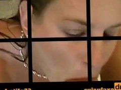 6 Split Screens Oral Amber Part2