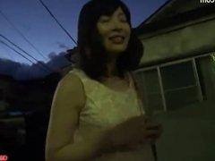 horny big boobs wife cheating trip 15