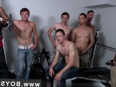 Massive gay cumshots He went through it all: Blowjobs, bareback