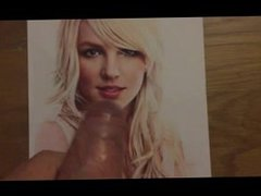 Cum Tribute - Britney Spears