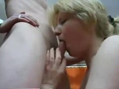 Russian Amateur Mom Goes Wild 03