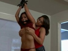 Cali Logan Abused by Sinn Sage