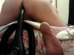 Vacuum Handle Anal Sex