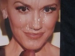 Gwen Stefani cum tribute