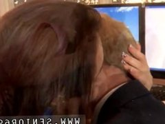 Hot and hard fucking hairy old men vs young clips Anna has a cleaning job