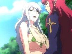 Hentai Review - Demonion Gaiden Ep 1