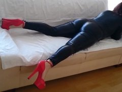 Sexy Ladys in Latex  and High-Heels
