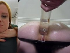 Six Litre Enema Challenge - The First Two