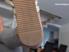 Dirty Feet and Sandals Pov
