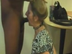 Submissive Slut Wife From AmateurWivesXxx.com Owned by Black Master