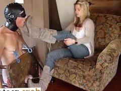 femdom heel cbt humiliati - From DOM-MATCH.COM