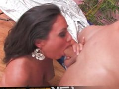 Charley Chase Sucking And Fucking Cowgirl Style