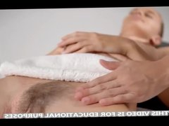 Pubic Hair Removal Demonstration