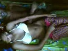 Desi Red Salwar Girl Fucked By Her Lover