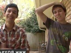 Big gay cock teen gangbang Latin Teen Twink Sucks Cock for Cash