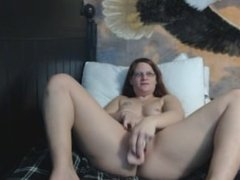 Cam Girl Taz awesome pussy fuck