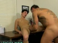 Young gay boy sex rim Young Ryker Madison has dreamed his teachers' dick
