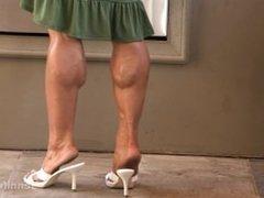 Jennifer Scarpetta Legs