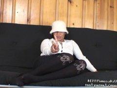 Lady Storm Black Tights Shoeplay