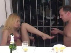 German Femdom Free Foot Fetish Porn Video 77